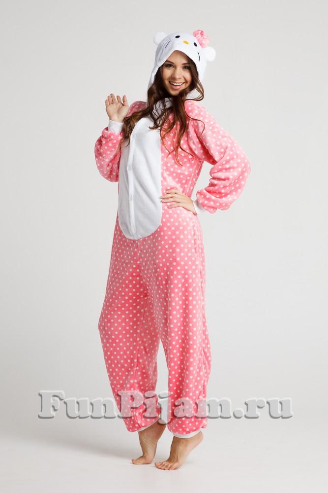 Купить женские кигуруми в интернет-магазине в Москве с доставкой ... 89745cbd3b707