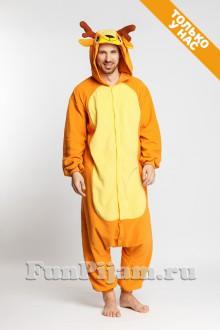 Купить пижаму кигуруми в Москве в интернет-магазине – недорогие ... 82b722804e441