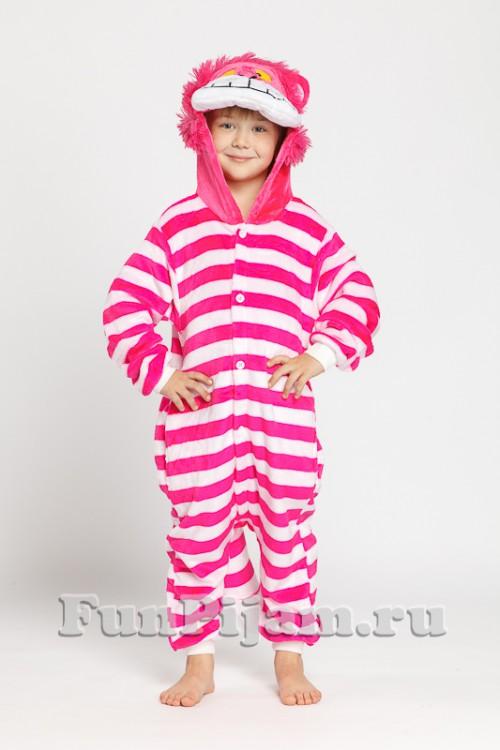 Пижама кигуруми детская