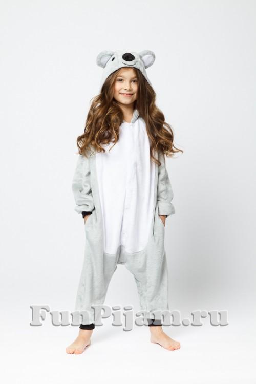 Пижама кигуруми детская Коала 1f595787eab62
