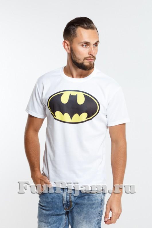 Футболка бэтмен