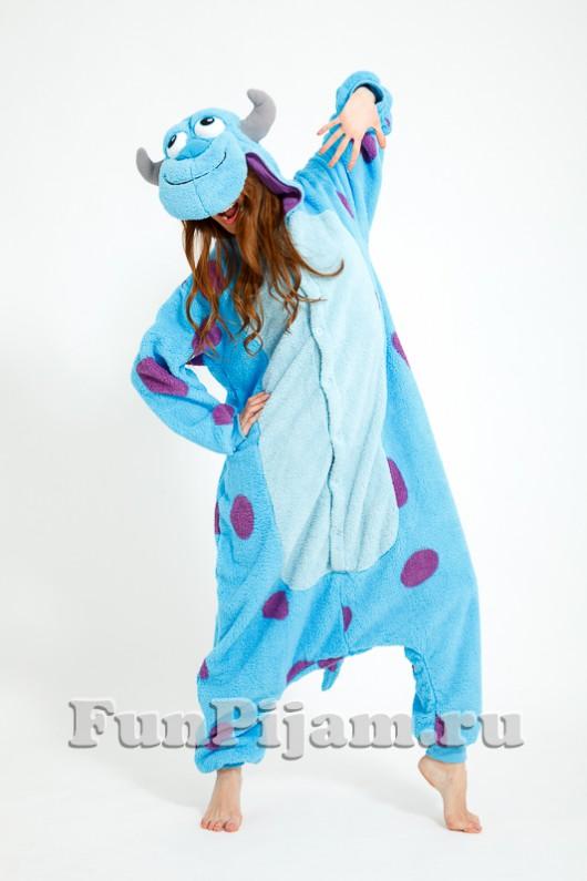 Пижама-кигуруми Салли